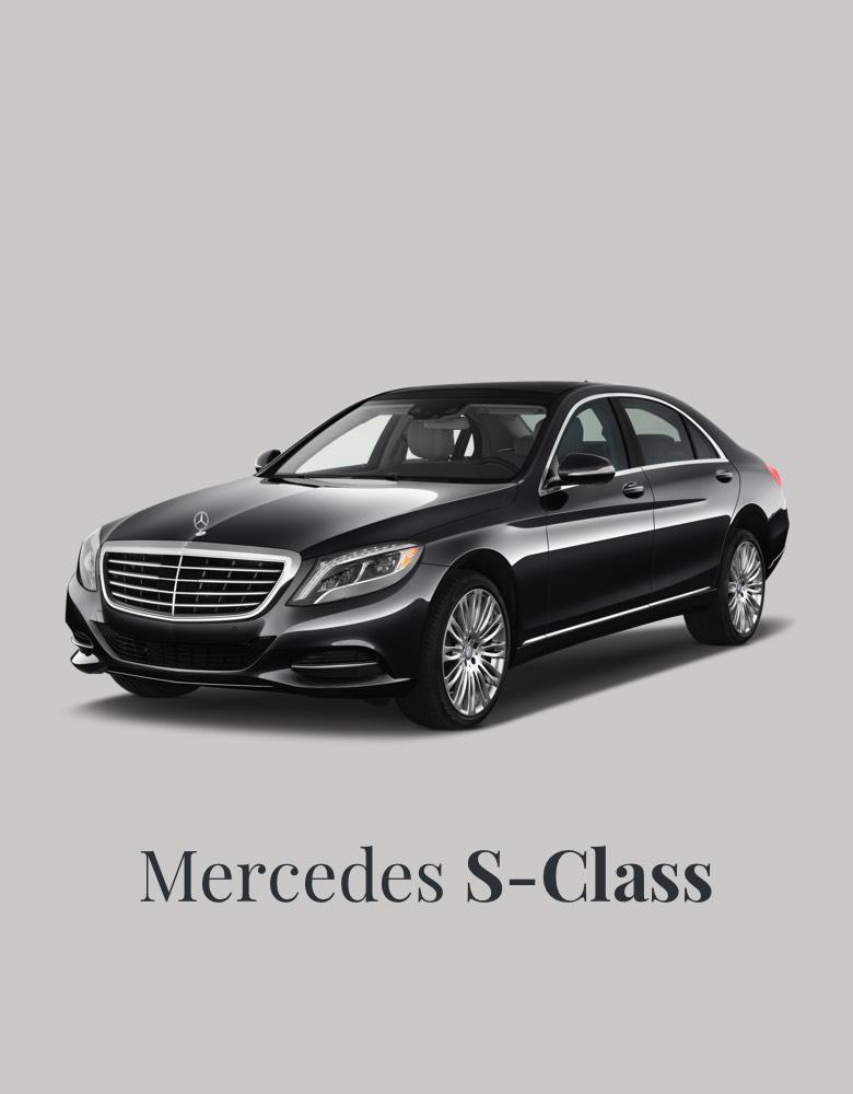 Mercedes S-class cover 02